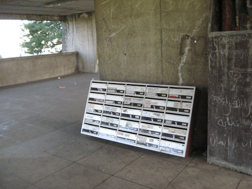 cassette rotte scala C