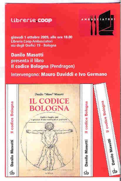 codice bologna