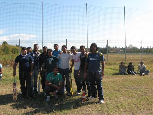 Trentino cricket