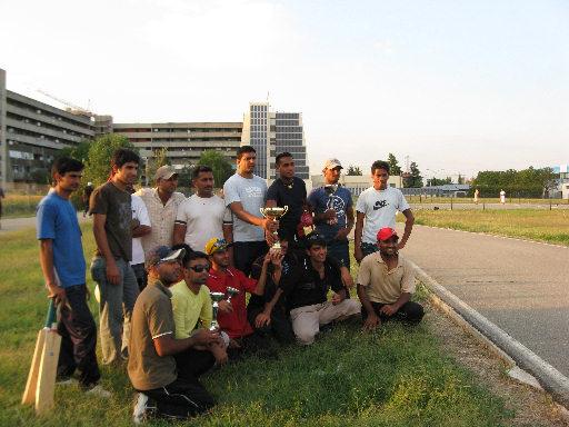 Foto squadra San Lazzaro