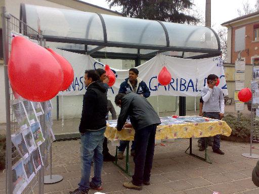 Ecofesta 2010, Farooq al gazebo
