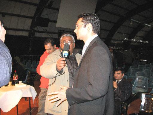 ASIF RAZA E GEO TV
