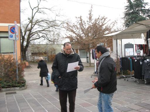 Farooq e un cittadino