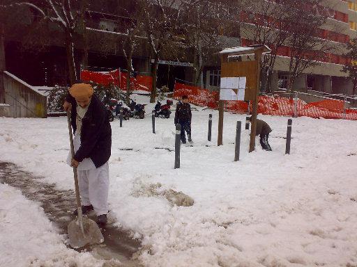 neve 31 gennaio 2010