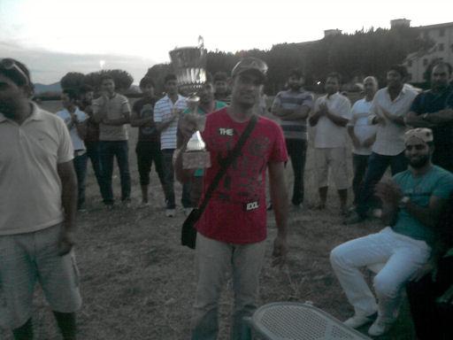 vittoria a Prato